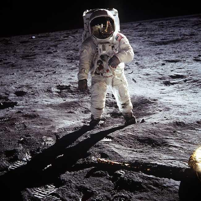 Aldrin Apollo 11 1