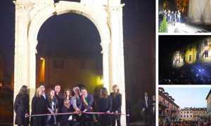 arco palmira arona inaugurazione