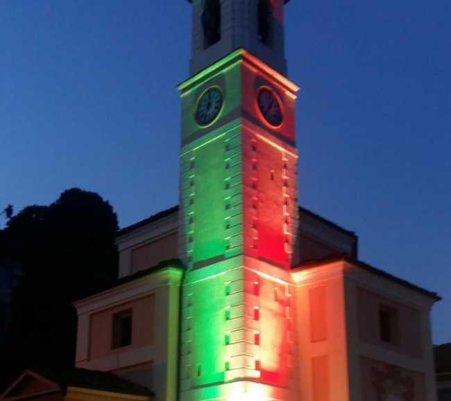 campanile ghiffa