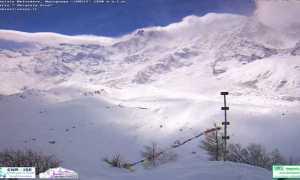 ghiacciaio belvedere webcam meteolivevco
