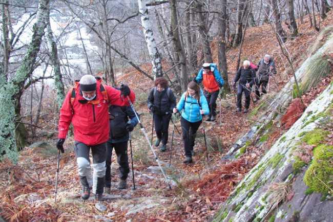 giovera fabbri bosco sentiero gita escursione