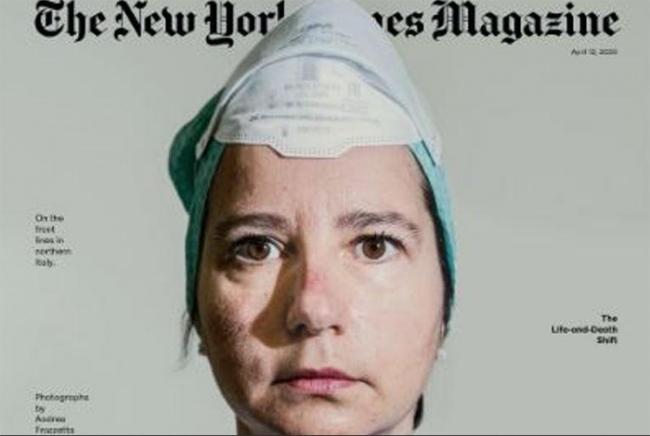 infermiera ny times
