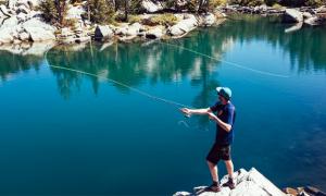pesca fiume