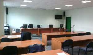 tribunale aula