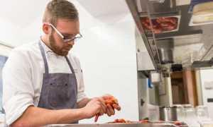 Chef cucina Marcello Tiboni