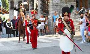 calasca milizia 17 cavallo