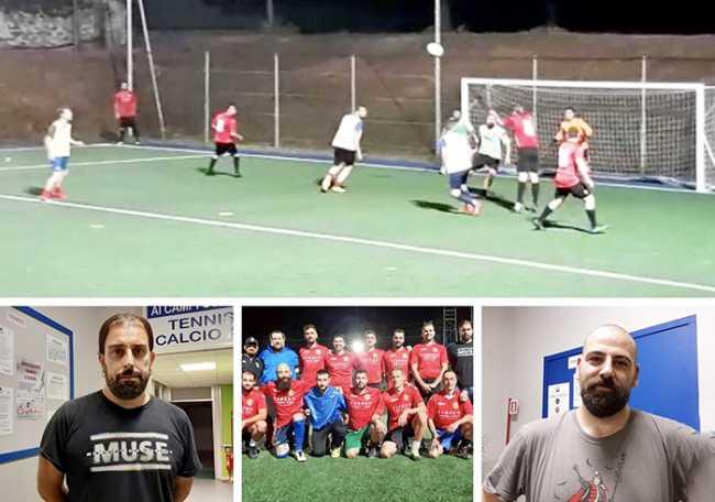 calcio 7 masera premia