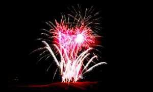 fuochi artificio mottarone