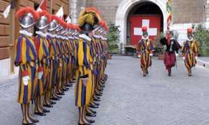guardie svizzere