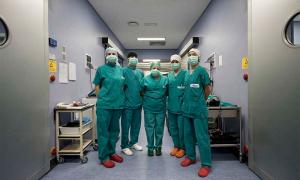 infermieri reparrto corridio