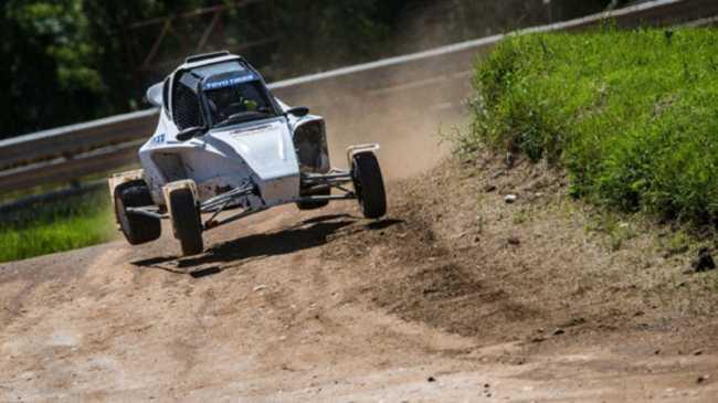 maggiora rallycross test 24 maggio 2020