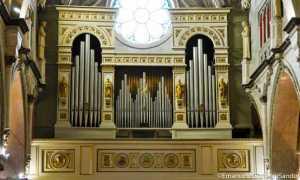organo chiesa santa maria arona