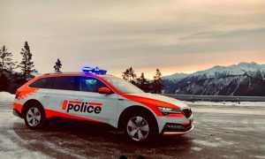 polizia svizzeraa