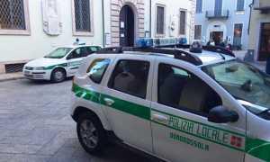 polizia locale domo auto sede