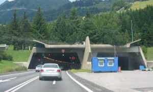 san gottardo tunnel