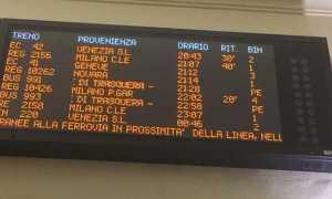 stazione orari treno
